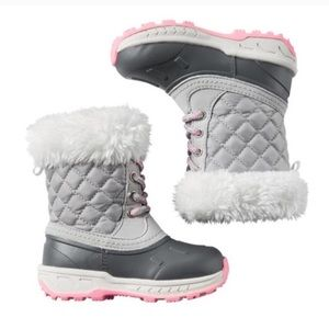 Carter's Vermont Cold Weather Snow Boots